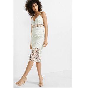 Express Crochet/Lace Dress | Size 10